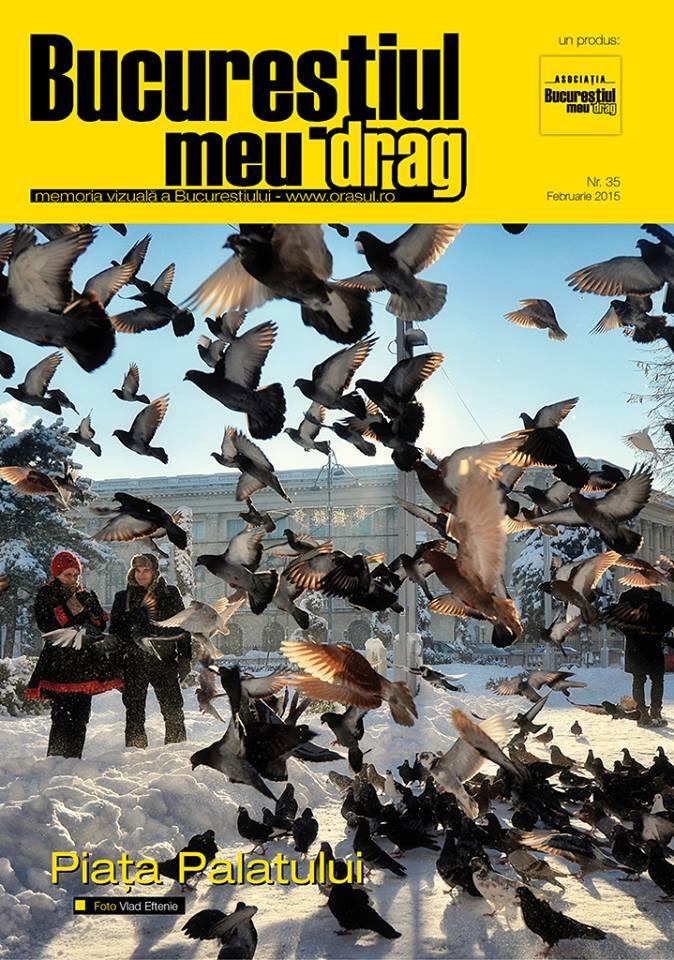 """Numarul 2/2015 al Revistei """"Bucurestiul meu drag"""""""