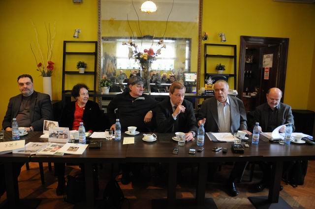 Conferința ALIANŢEI NAŢIONALE A UNIUNILOR DE CREATORI (ANUC)