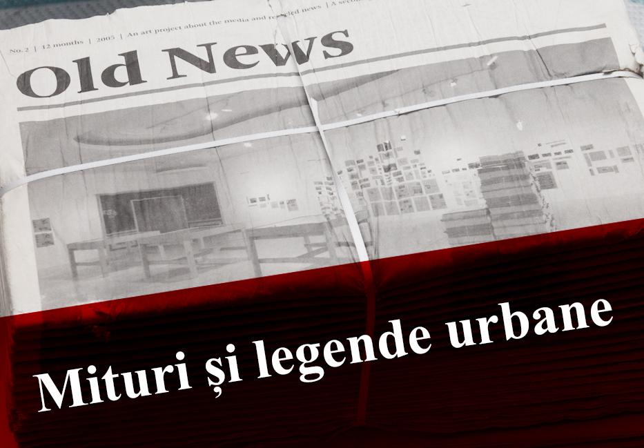 Căutăm povestitori talentaţi şi pasionaţi colecţionari de legende urbane