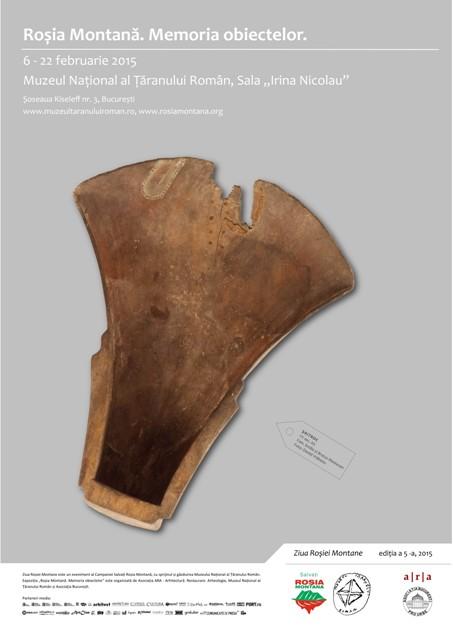Roșia Montană. Memoria obiectelor @ Muzeul Național al Țăranului Român