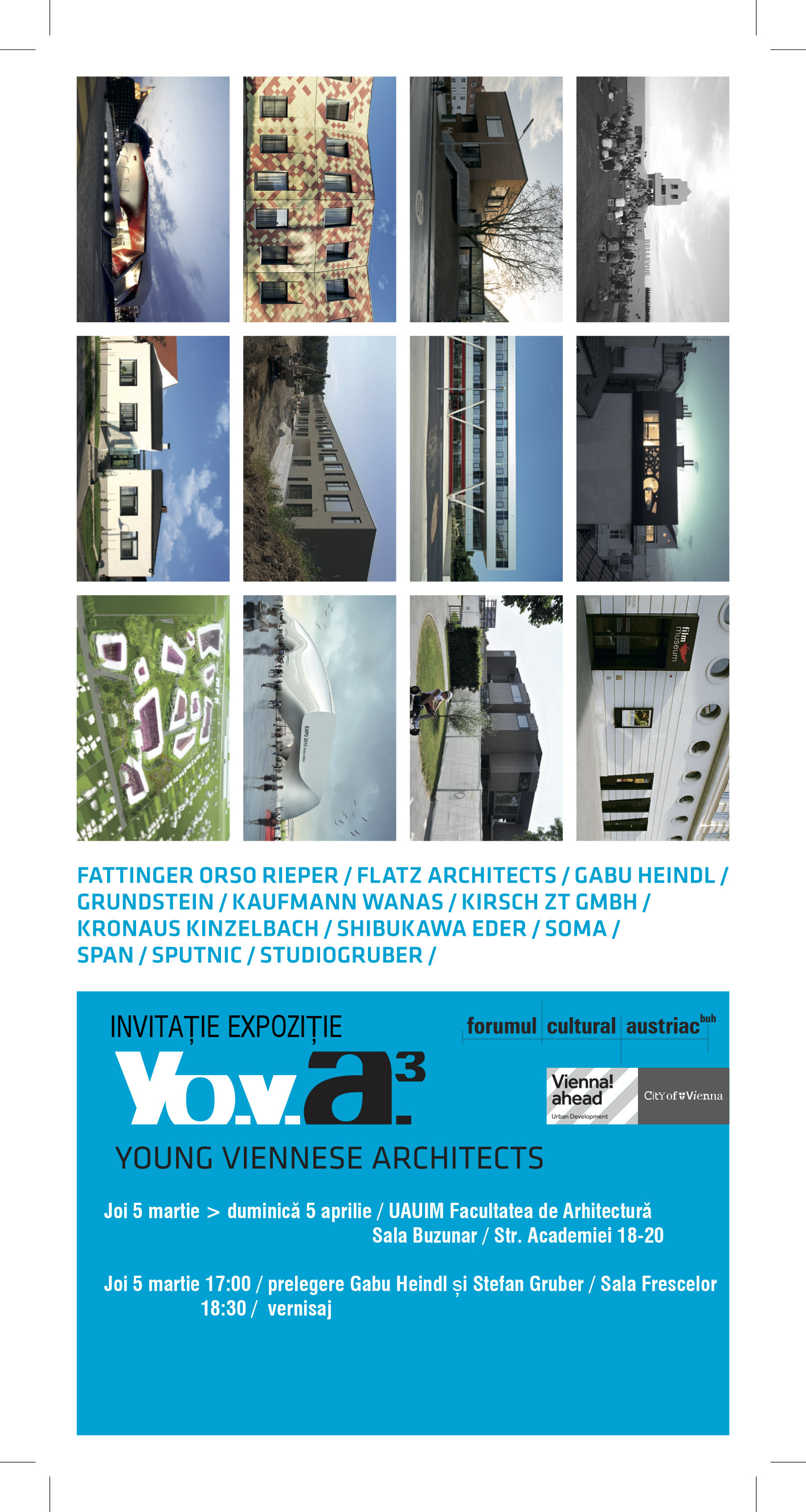 Young Viennese Architects – Yo.V.A. 3