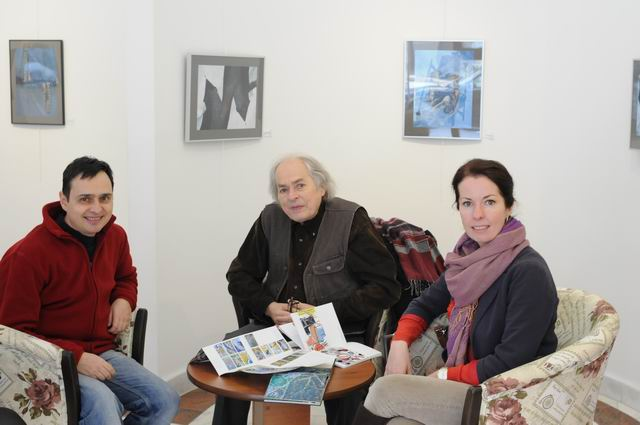 trei expozitii – o vizita reciproca