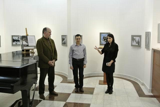 """Lucian Muntean – """"Expunere multiplă"""" @ Galeria de Artă Calea Victoriei 33"""