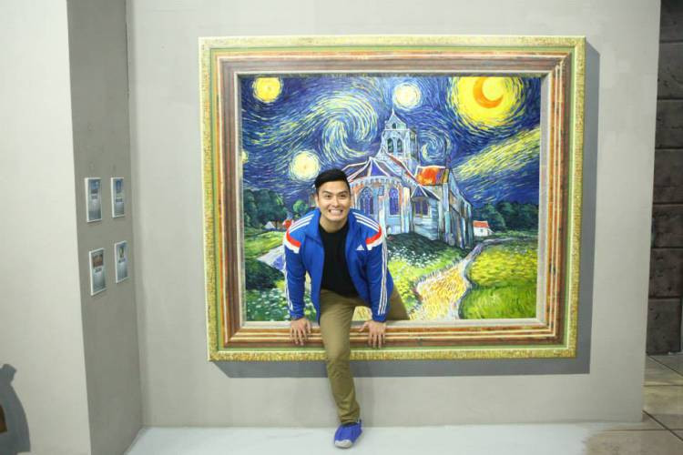 Art in Island, An Interactive Art Museum in the Philippines That Invites Attendees to Take Photos With 3D Paintings