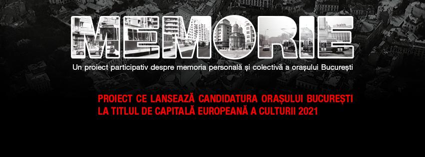 București Memoria | Explorarea | Imaginarea Orașului