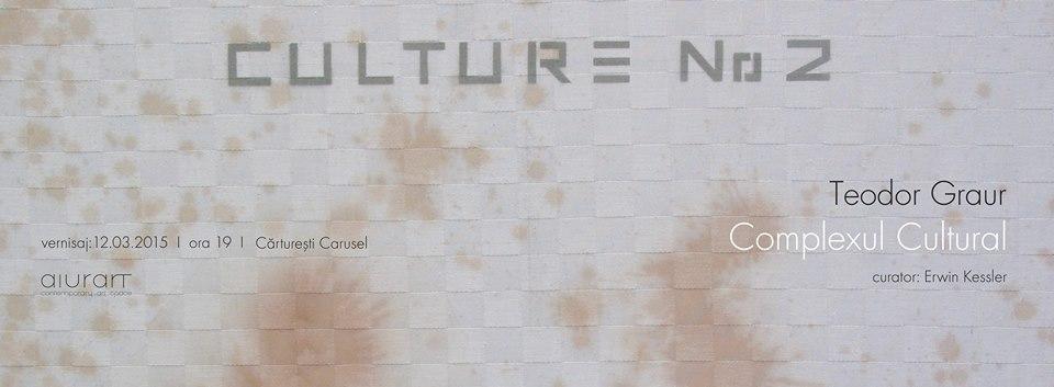 Complexul Cultural, Teodor Graur @ Cărturești Carusel