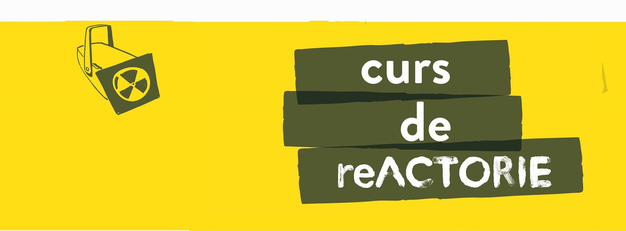 Curs de actorie si Curs de scriere creativă @ REACTOR