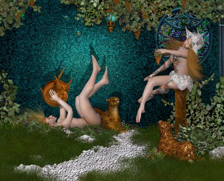 Laura Covaci: Cruda feerie @ Galeria AnnArt