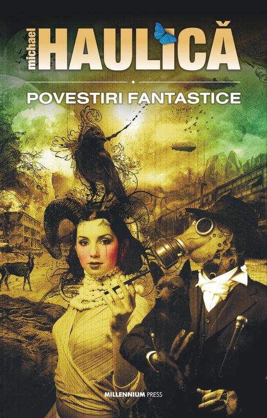 Quiz Michael Haulică și invitație la  târgul de carte SF & Fantasy Final Frontier