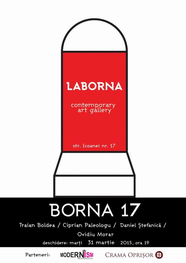 BORNA 17 @ Galeria LABORNA