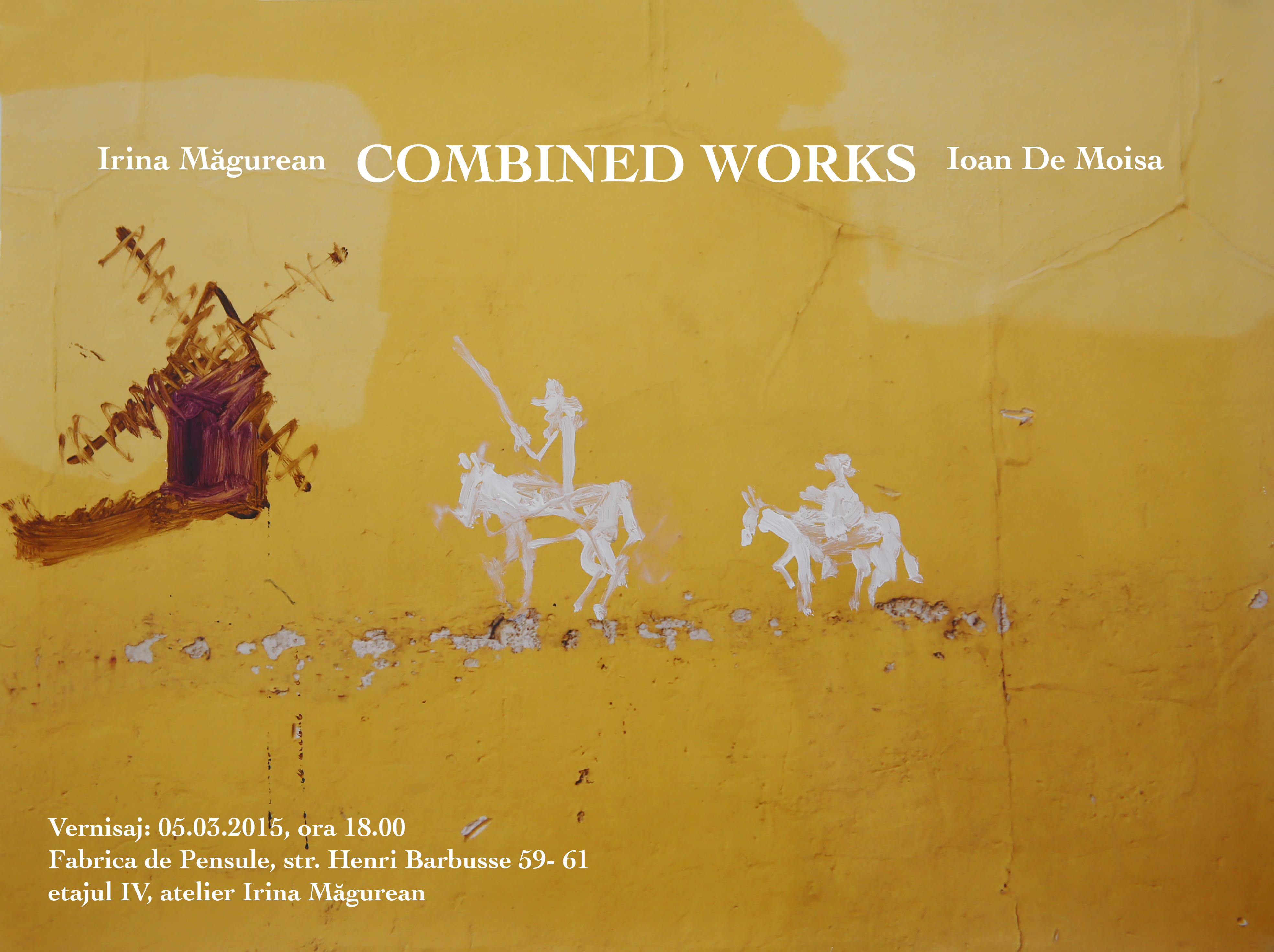 Combined works @ Fabrica de Pensule