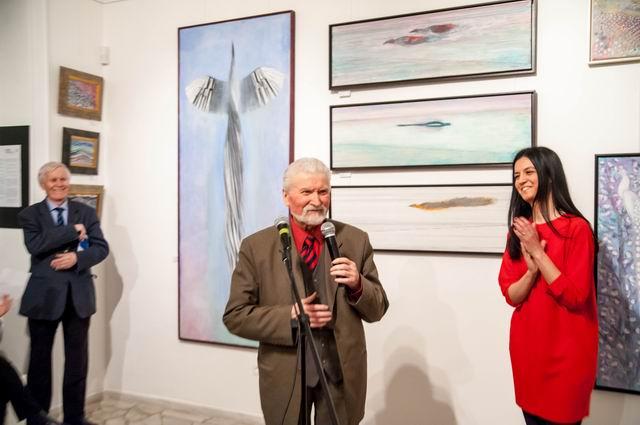Viorel Mărginean – Zbor Vertical @ Galeria Artfooly