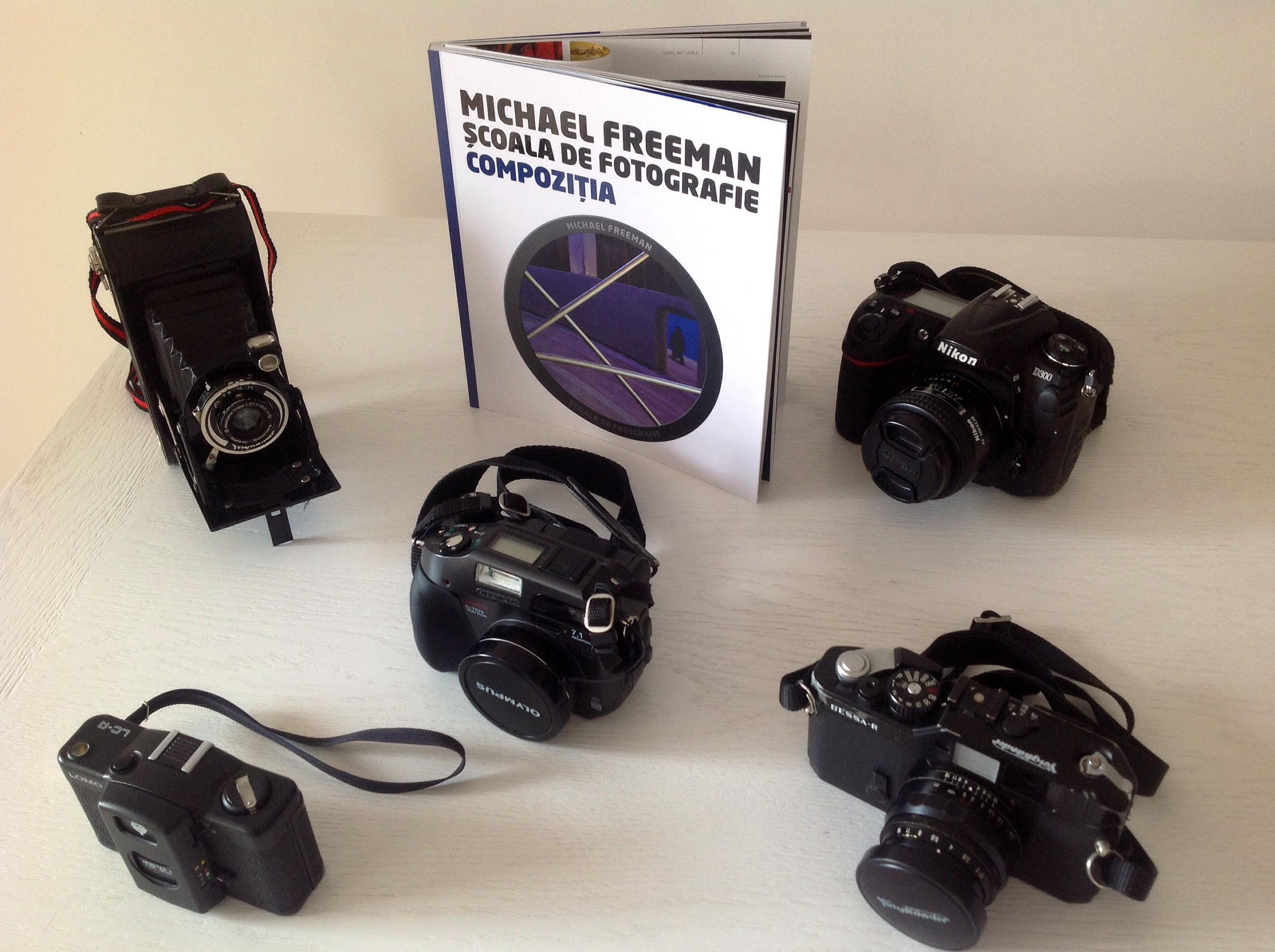 Școala de fotografie – COMPOZITIA, de Michael Freeman
