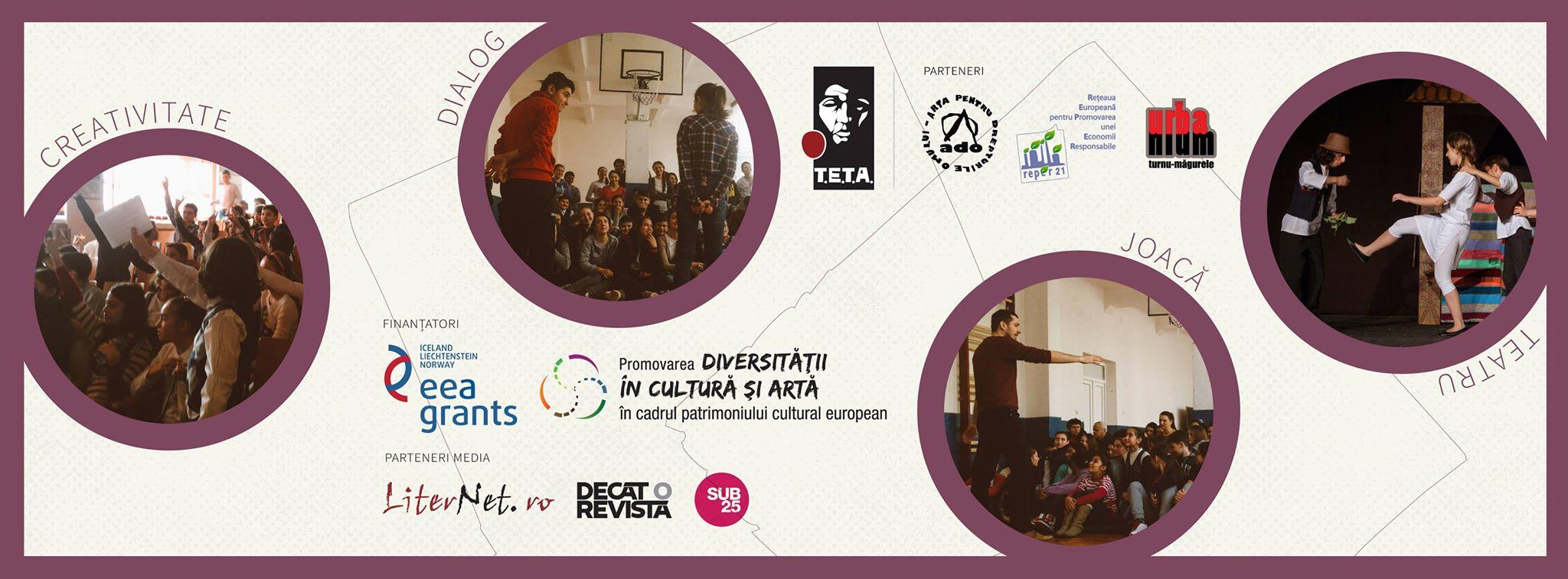 Maskar: documentare a culturii și tradiției rome din Alexandria și Turnu-Măgurele prin teatru comunitar