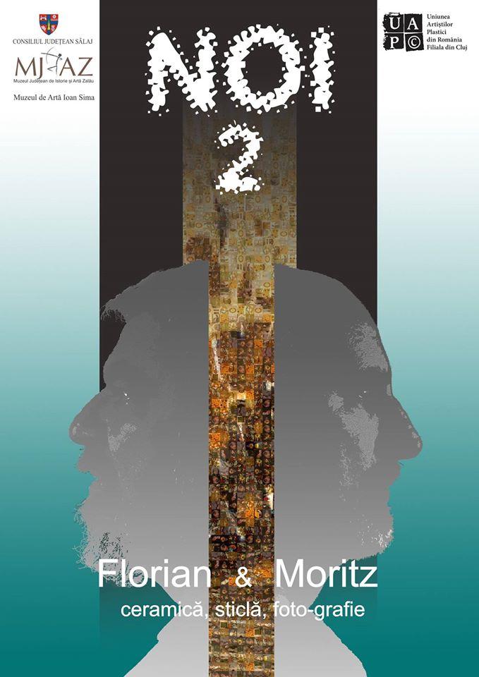 NOI DOI – Andrei Florian şi Eugen Moritz @ Muzeul de Artă Zalău