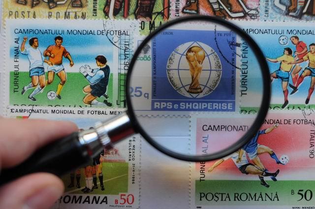 Colecția de timbre