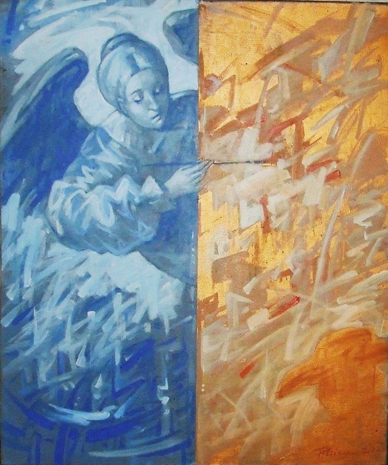 """Tudor Plaiesu – """"Hyperborea II"""" @ Casa Schiller, București"""