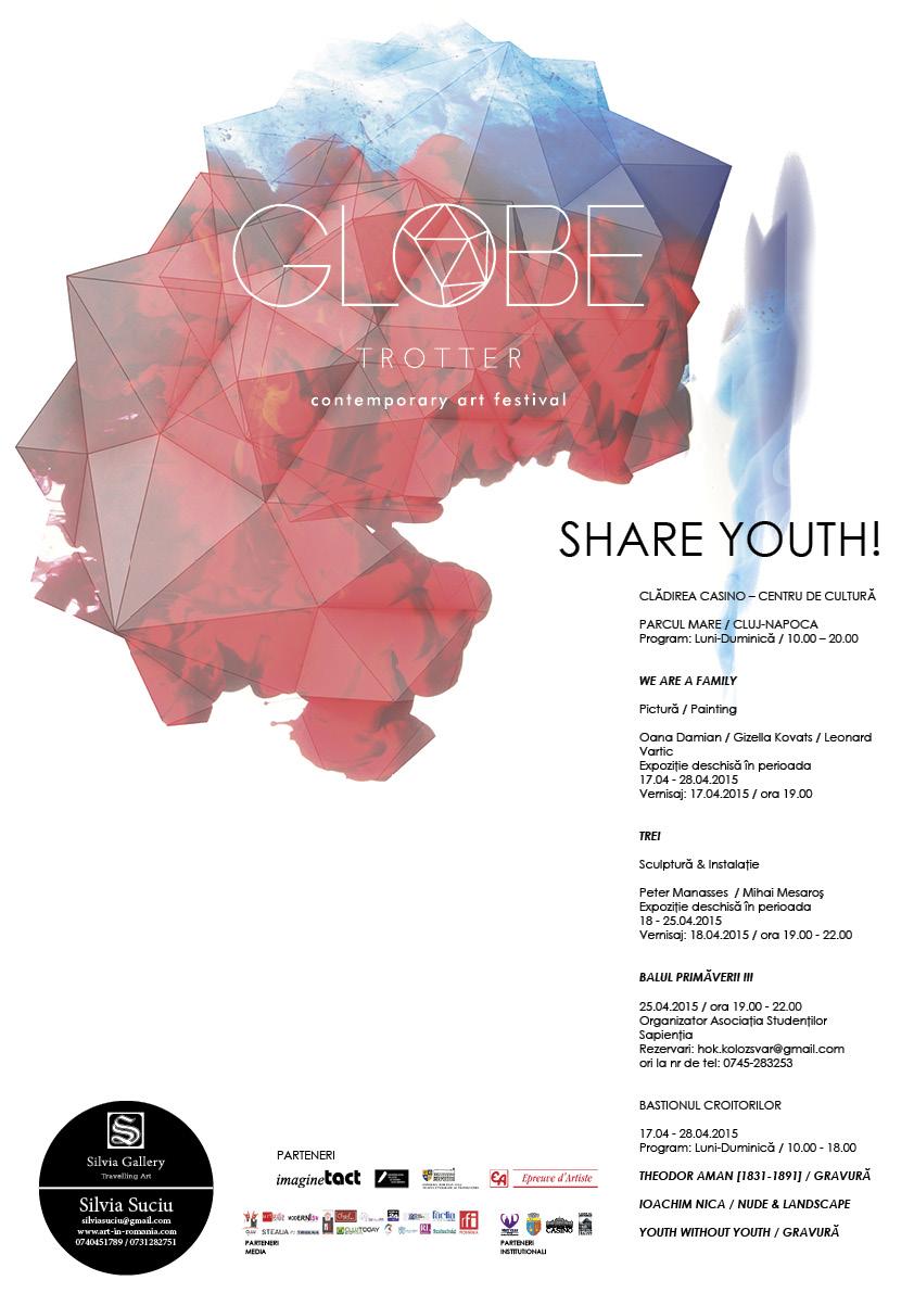 GLOBETROTTER FESTIVAL @ Cluj