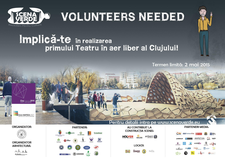 Proiectul Scena Verde ar putea fi in pericol! @ Cluj-Napoca