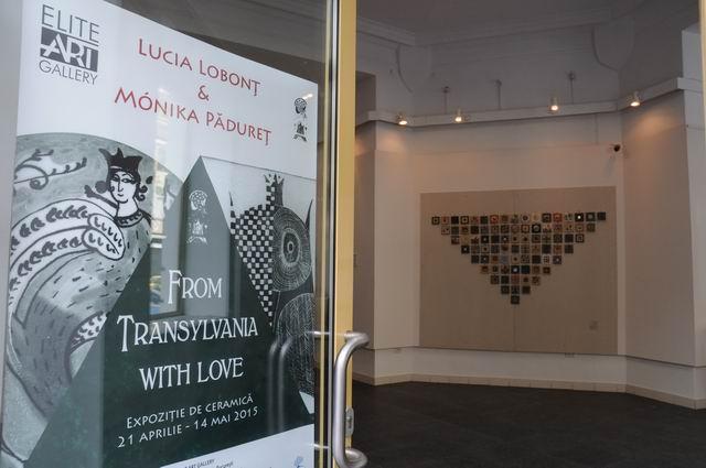 "Lucia Lobonț și Mónika Pădureţ -""FROM TRANSYLVANIA WITH LOVE"""