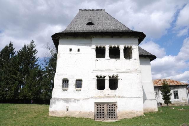 Cula Greceanu – Maldaresti, Valcea