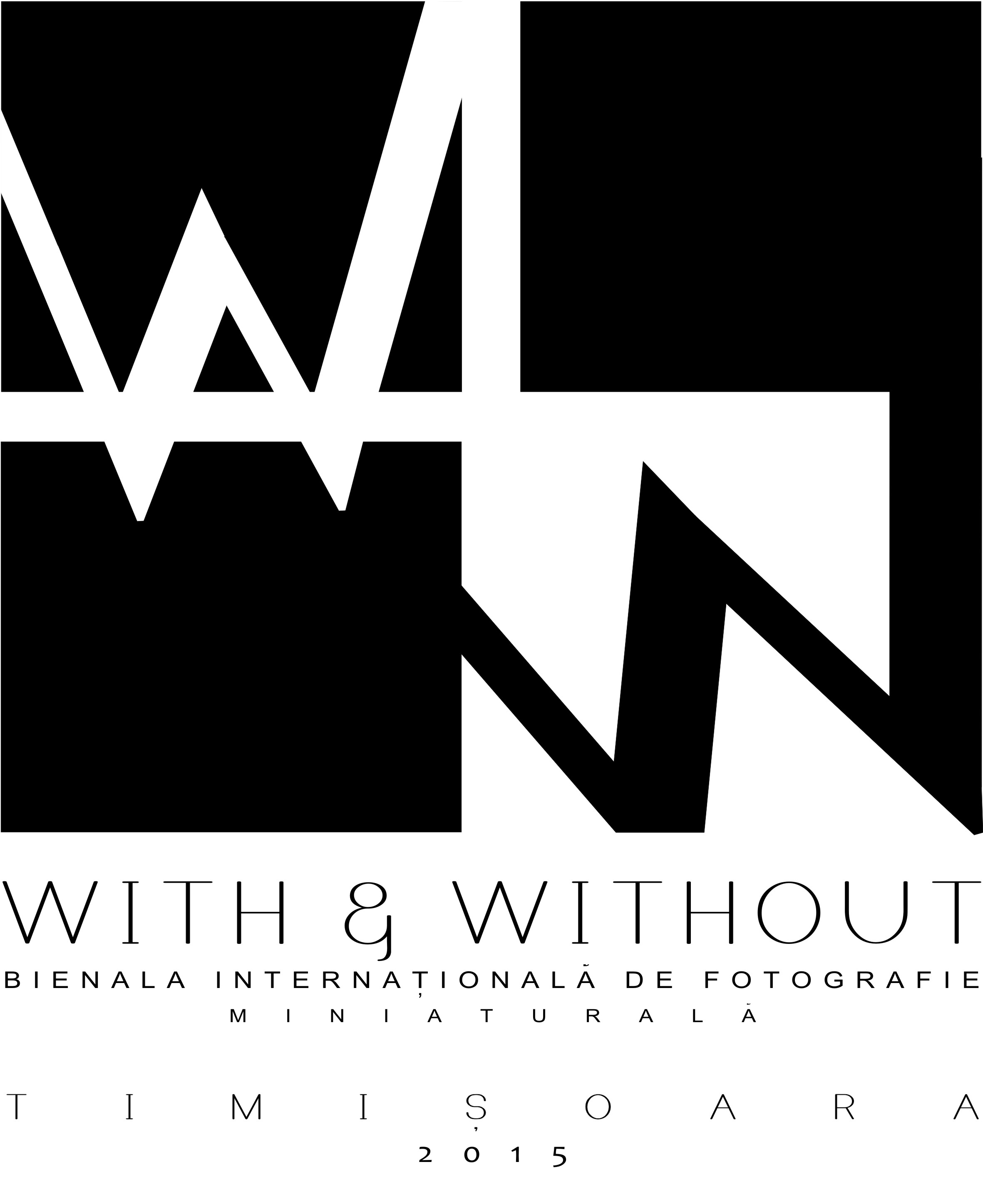 Bienala Internațională de fotografie miniatură With & Without @ Timișoara 2015