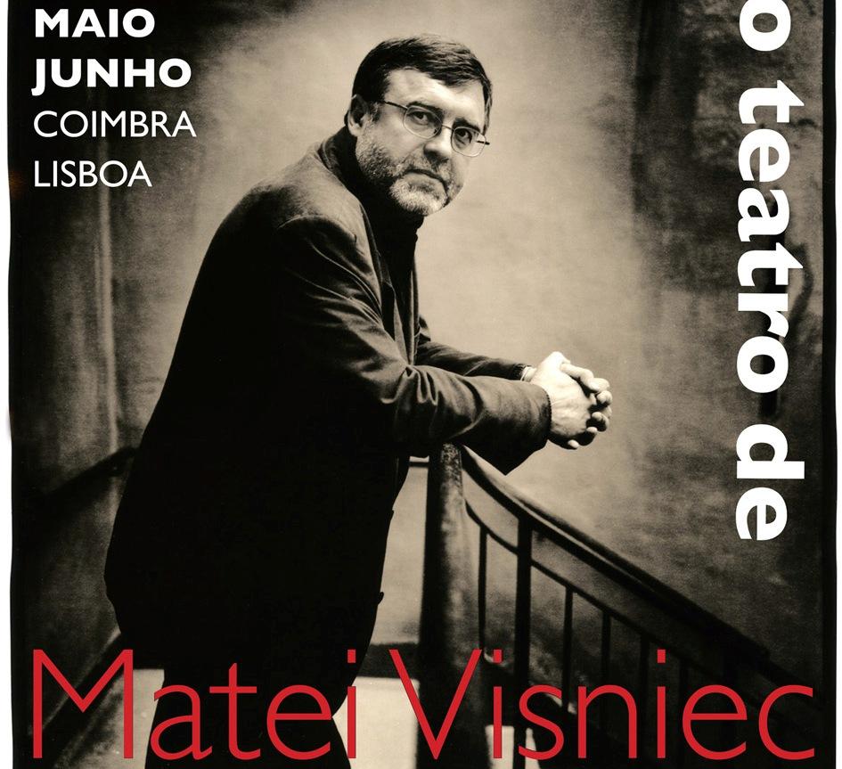 Matei Vişniec în Portugalia