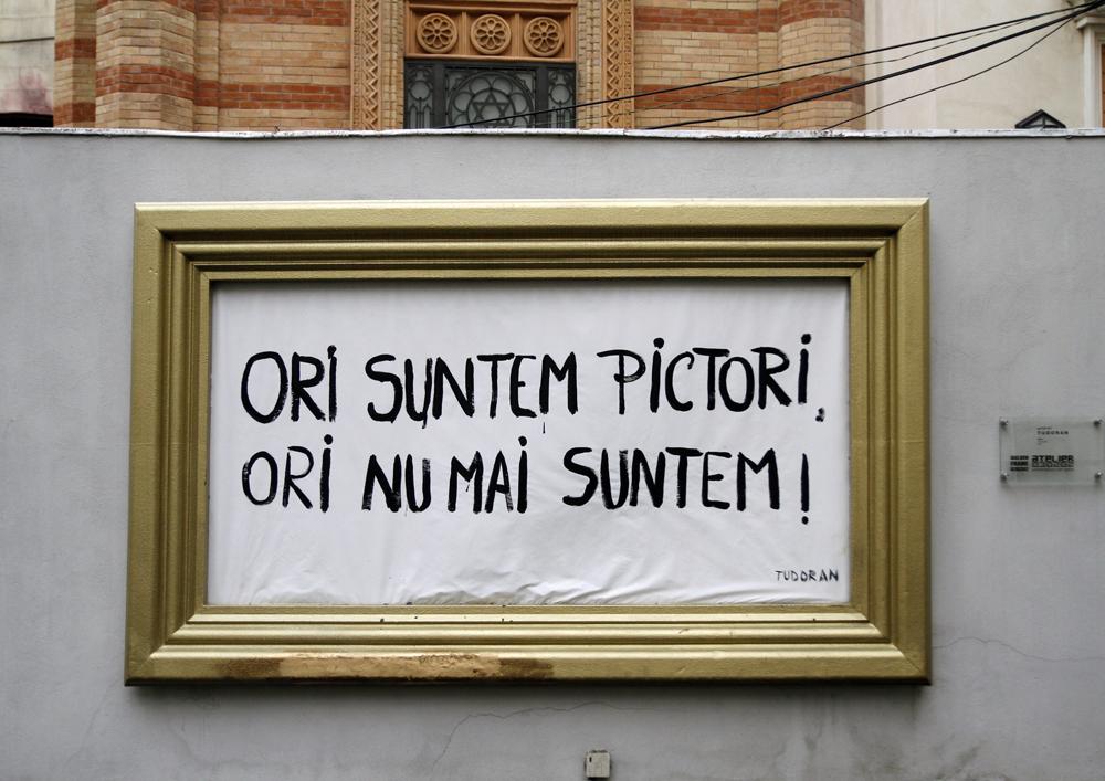 Pictură fără pictură @ Atelier 030202, Bucureşti, imagini