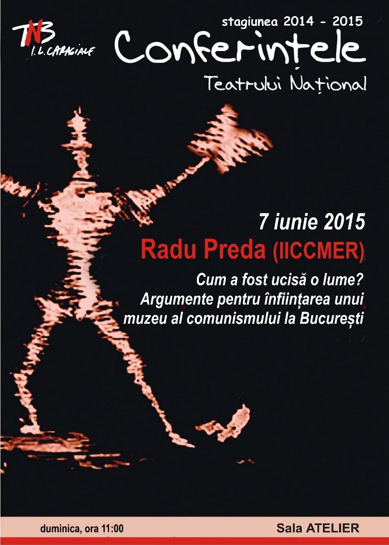 ConfAfis- Radu Preda