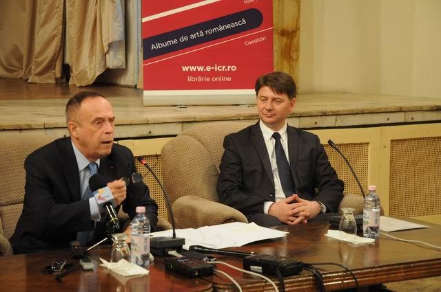 Radu Boroianu - presedinte ICR - foto Lucian Muntean 05