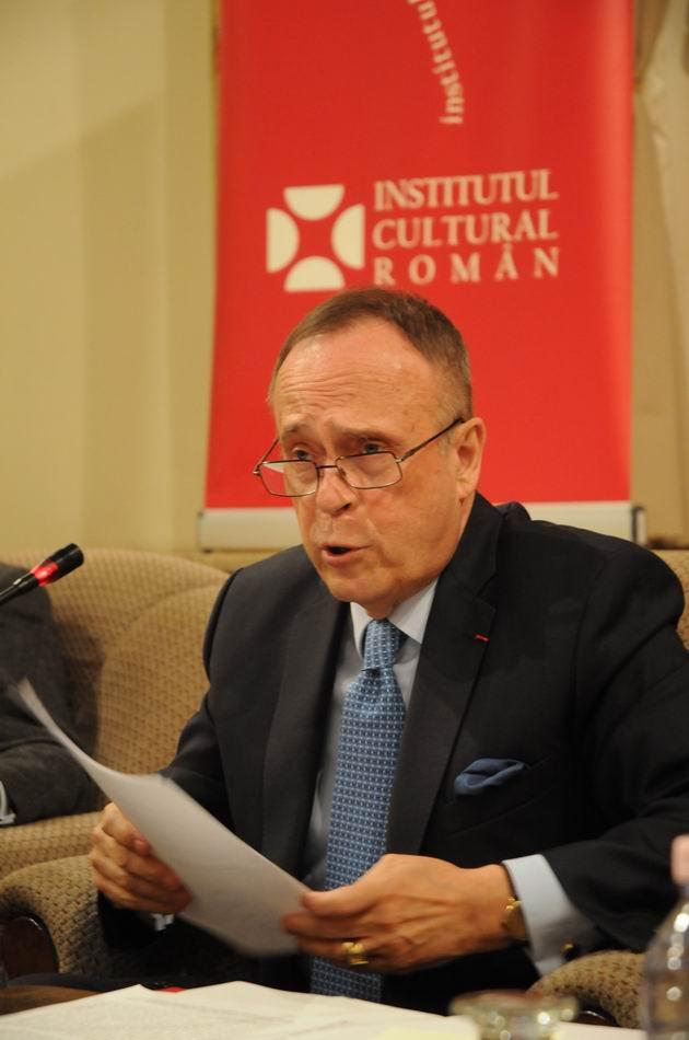 Radu Boroianu - presedinte ICR - foto Lucian Muntean 06