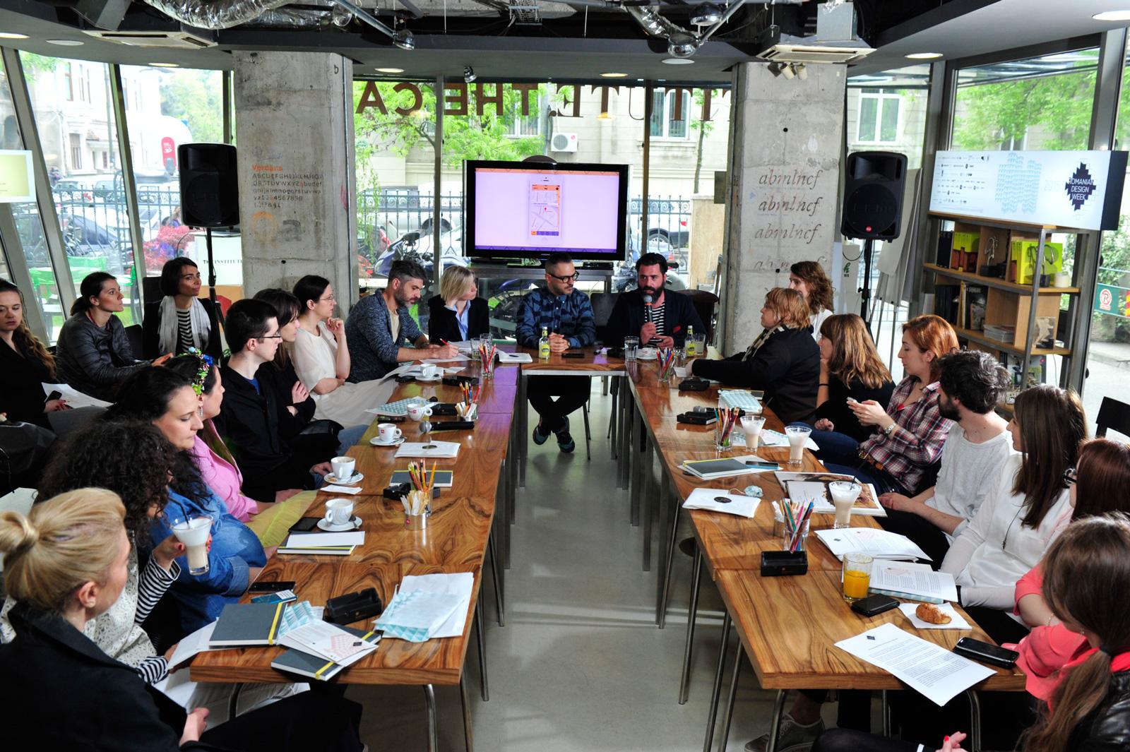 Romanian Design Week anunta programul editiei 2015