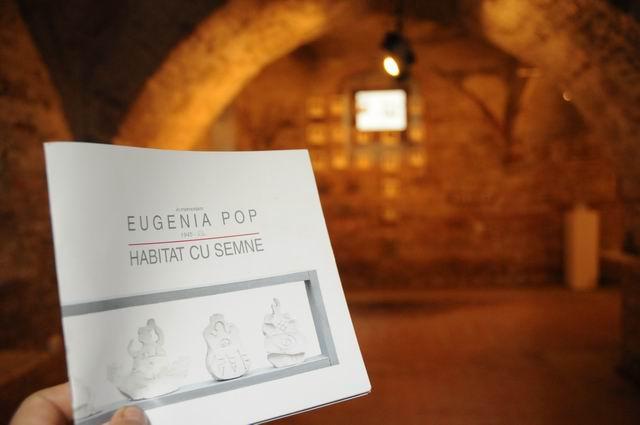 Eugenia Pop – Habitat cu semne @ Mogosoaia