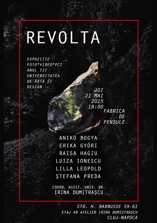 REVOLTA @ Fabrica de Pensule Cluj
