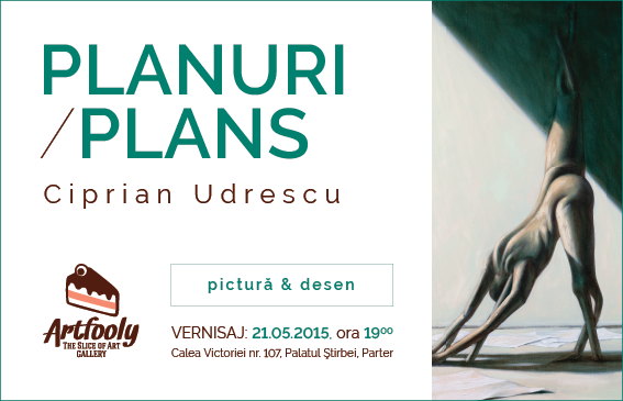 Ciprian Udrescu @ Artfooly, The Slice of Art Gallery