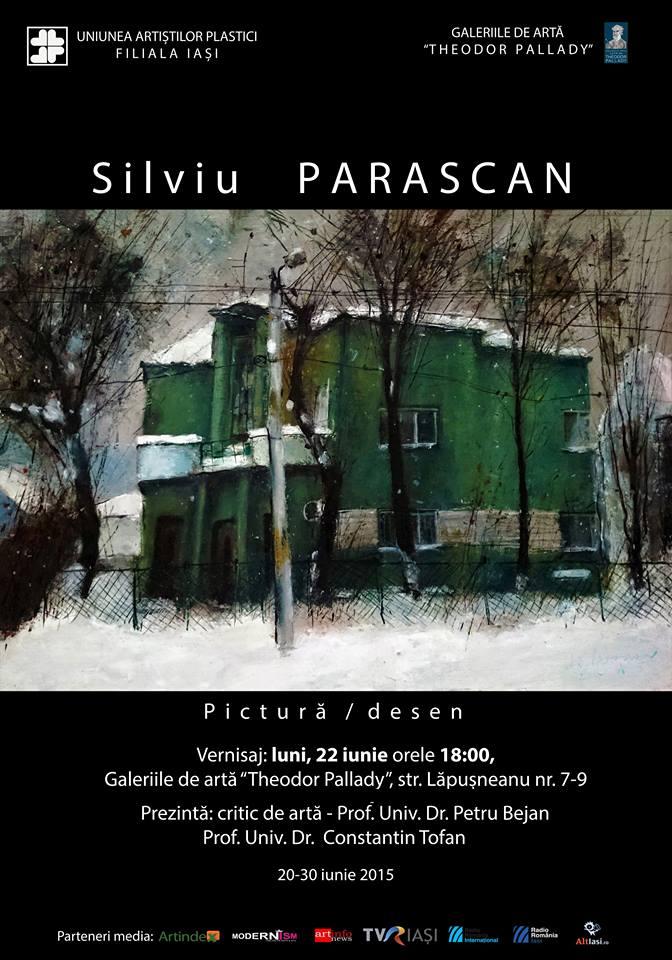 Silviu Parascan – pictura, desen
