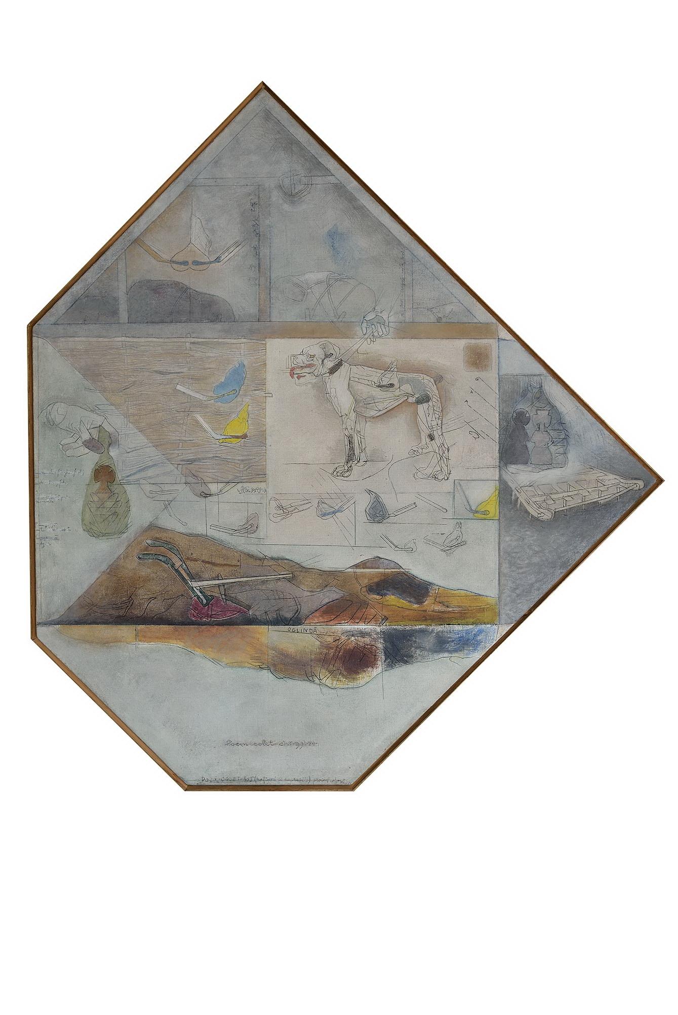 Alexandru Chira, Poem Colet, 1974