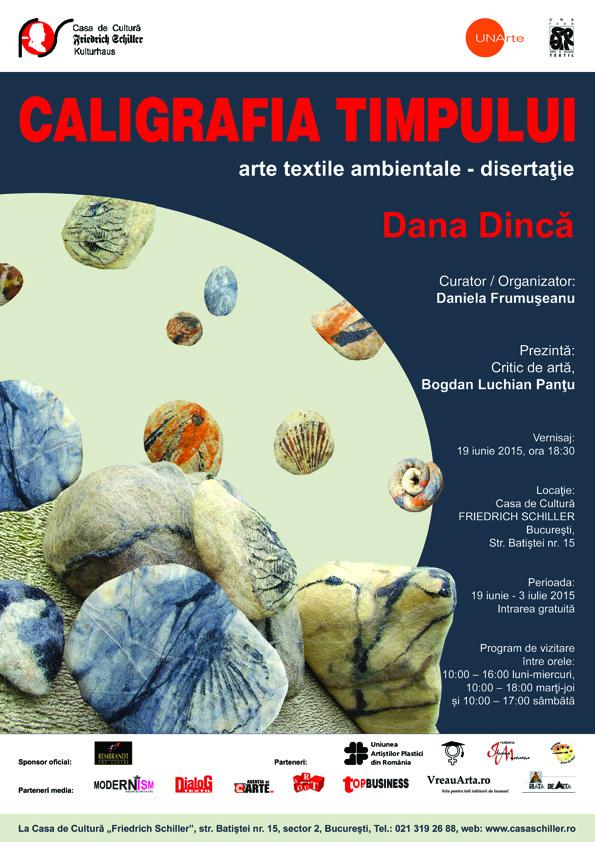 Dana Dincă – Caligrafia Timpului