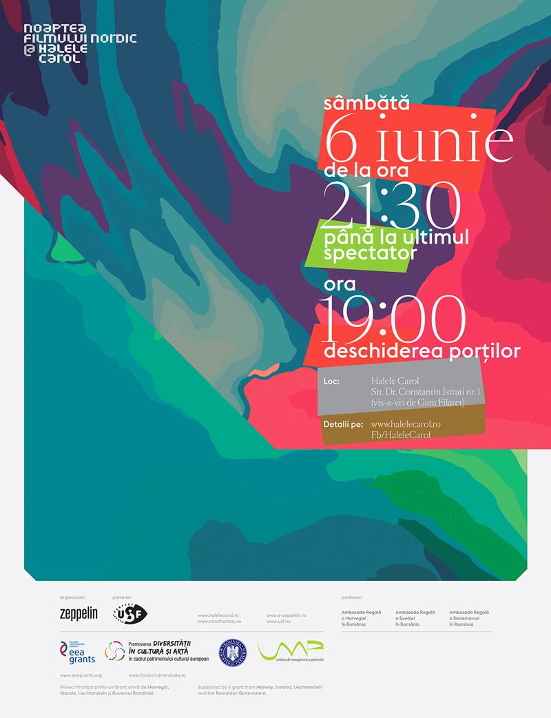 Noaptea Filmului Nordic @ Halele Carol București