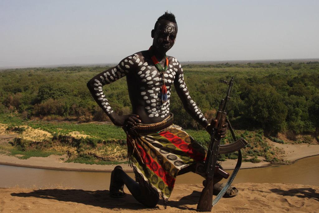 Etiopia – fotografii din Kalashnikov Valley