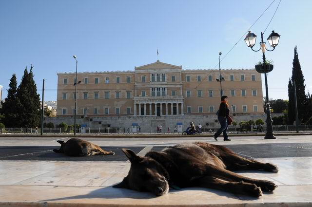 Decisive moment for Greece
