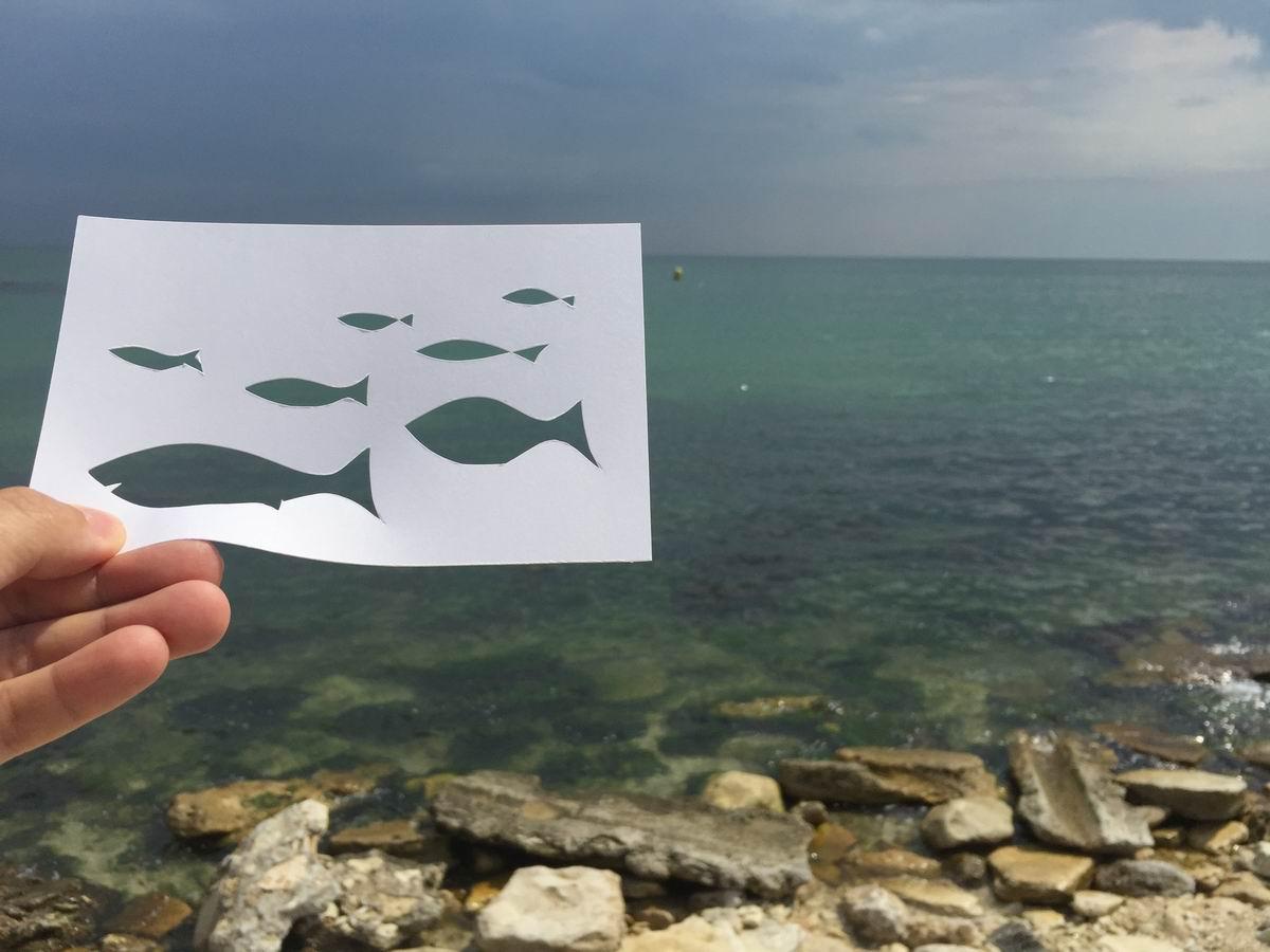 Black Sea postcards
