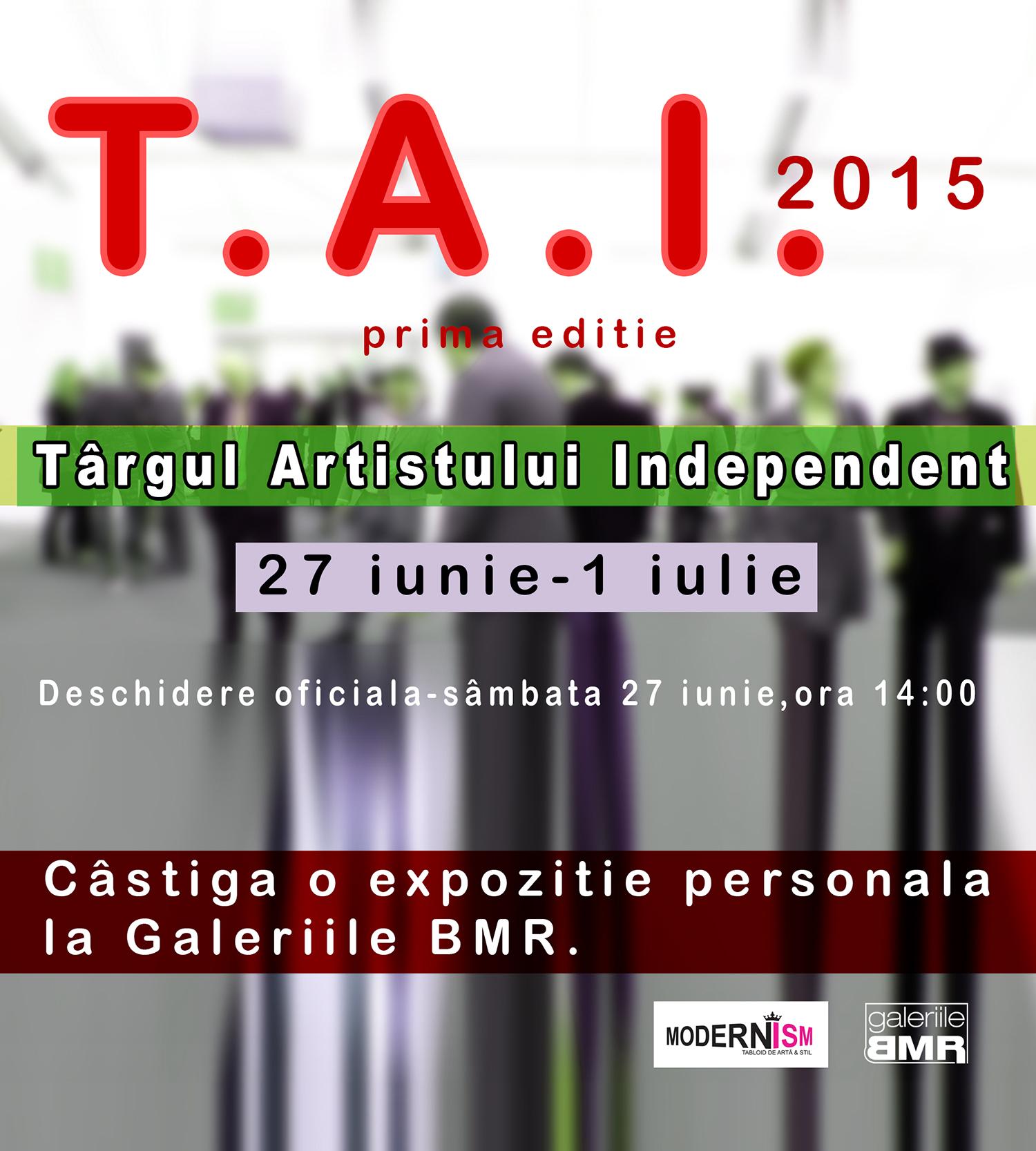 Targul Artistului Independent @ Galeriile BMR, Bucuresti