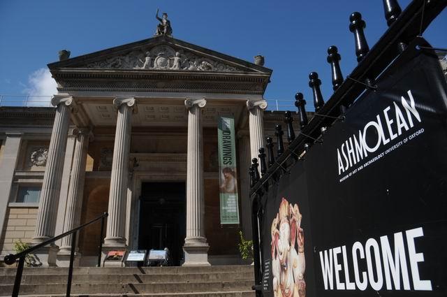 Ashmolean Museum – Oxford