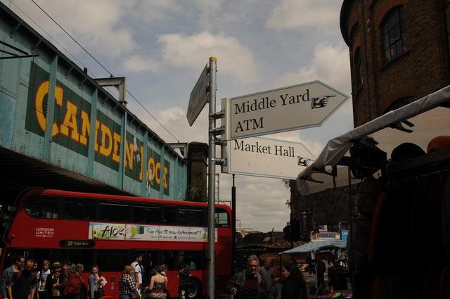 Camden Lock Market – London