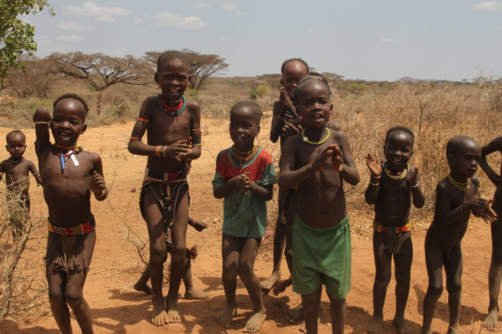 Etiopia – fotoreportaj dedicat copiilor