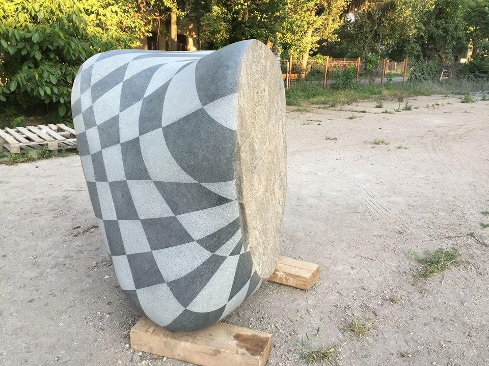 Simpozionului internațional de sculptură în andezit 2015 @ Timișoara