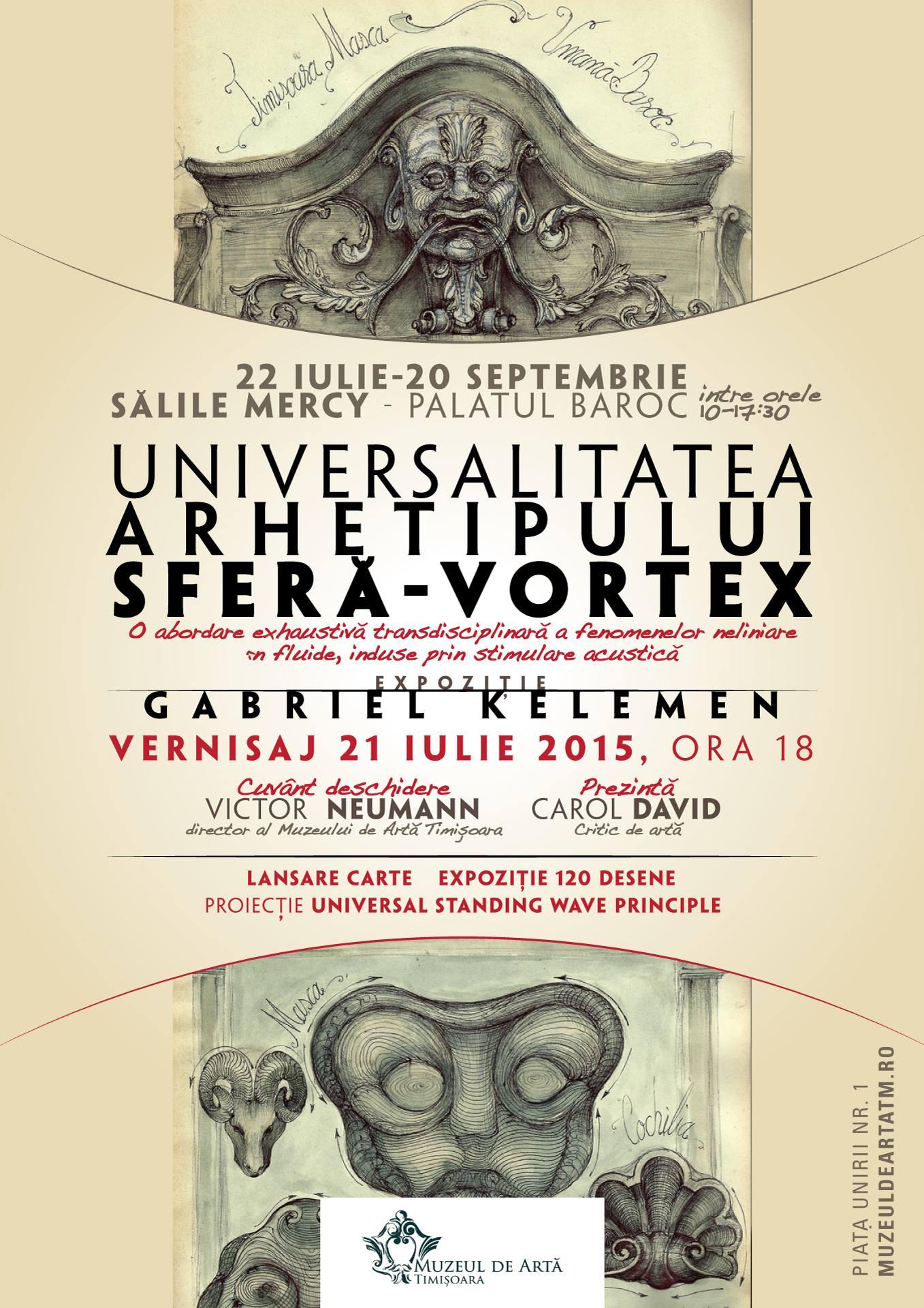 Gabriel Kelemen Muzeul de Arta Timisoara - Palatul Baroc