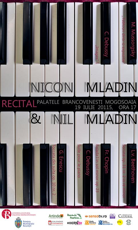 Nicon Mladin și Nil Mladin