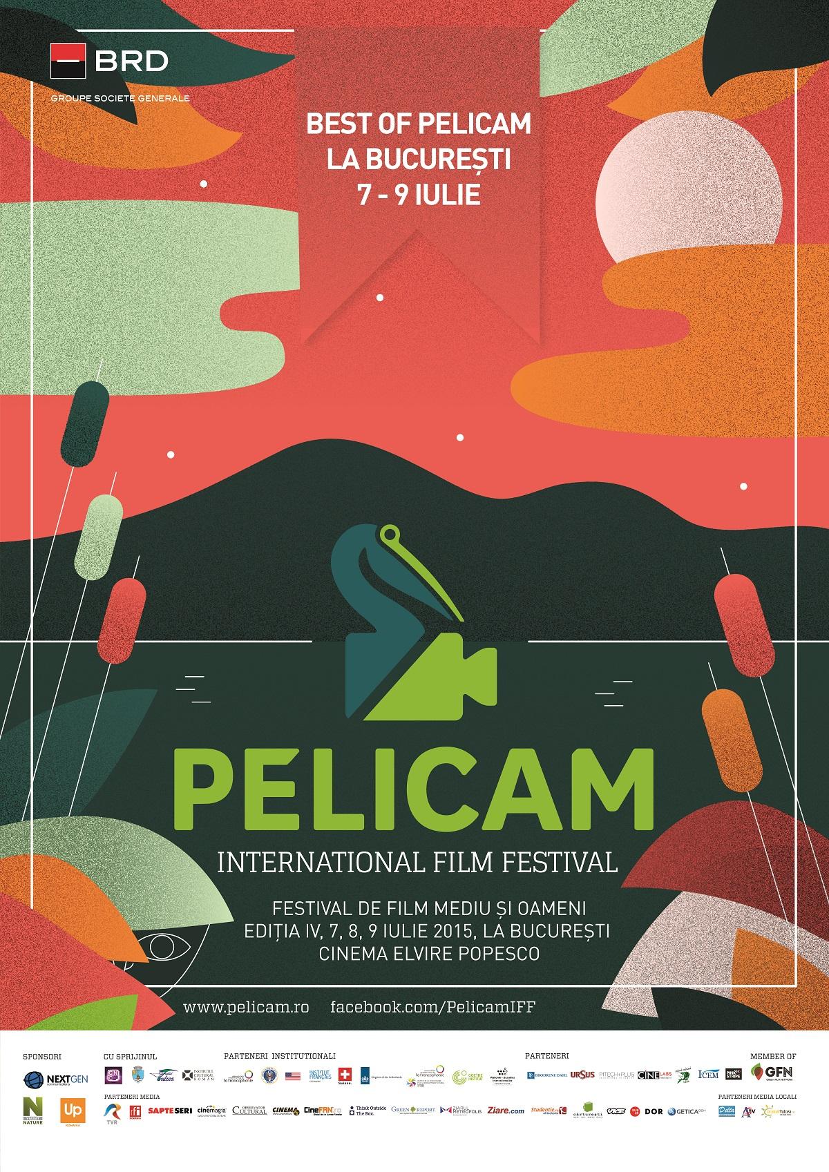 Retrospectiva Pelicam 2015 la București